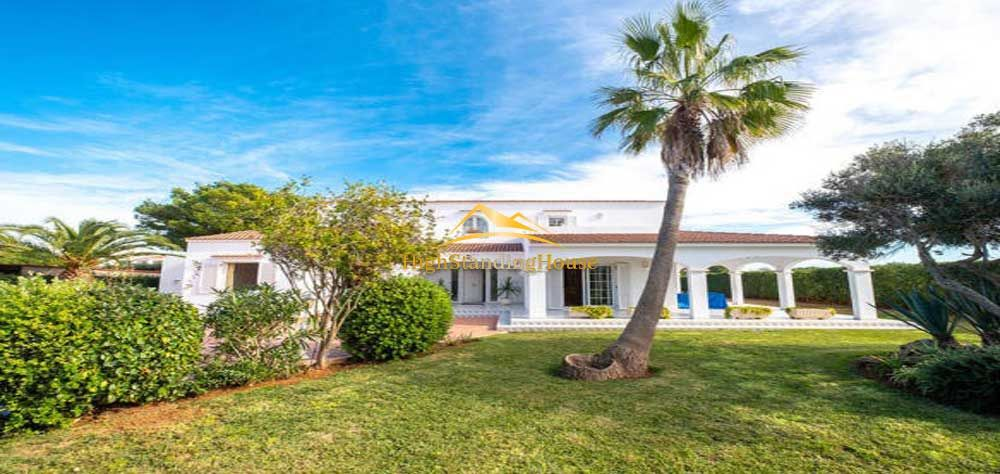 VILLA WITH TOURIST LICENCE IN CALA EN BRUT